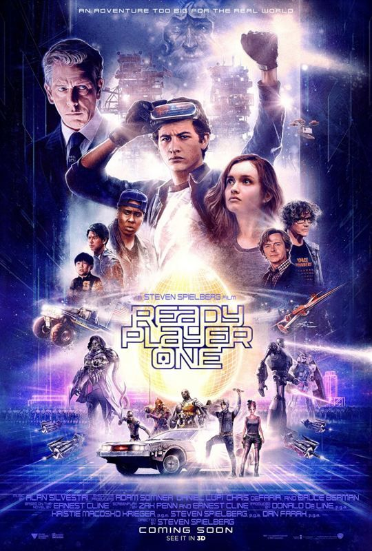 Ready Player One 2018 french BluRay 1080p DTS-HDMA x265 10Bits