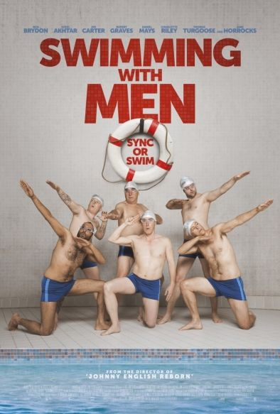 Swimming With Men 2018 MULTi TRUEFRENCH 1080p BluRay x264 AC3-STVFRV (Regarde les hommes nager)