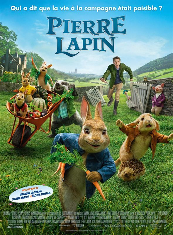 peter rabbit 2018 (pierre lapin) vff vost bluray x265 1080p 8b opus 5 1 hdlight b4dly