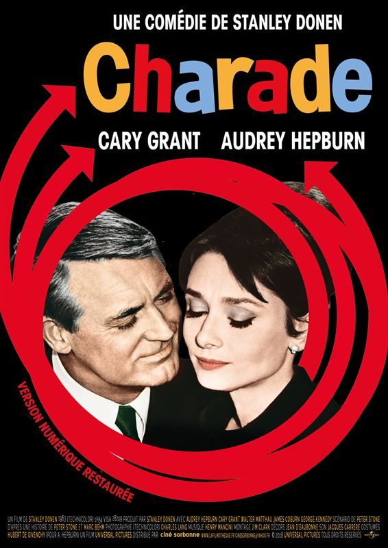 Charade (1963) MULTI BluRay Remux 1080p AVC PCM