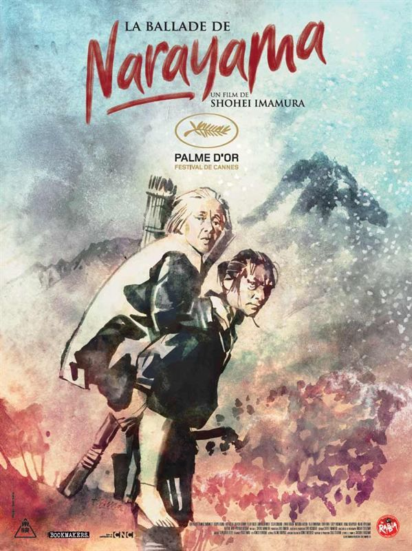 La ballade de Narayama (1983) Remaster WEB-DL 720p AVC VOSTFR