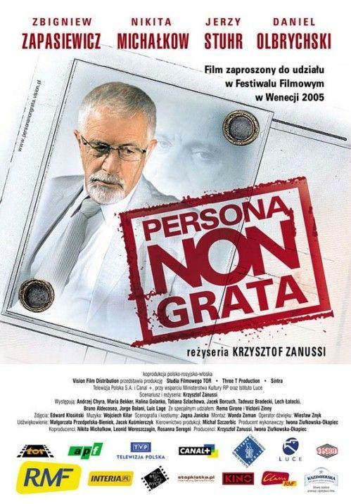 Persona Non Grata 2005 VOSTFR DVD Mpeg2