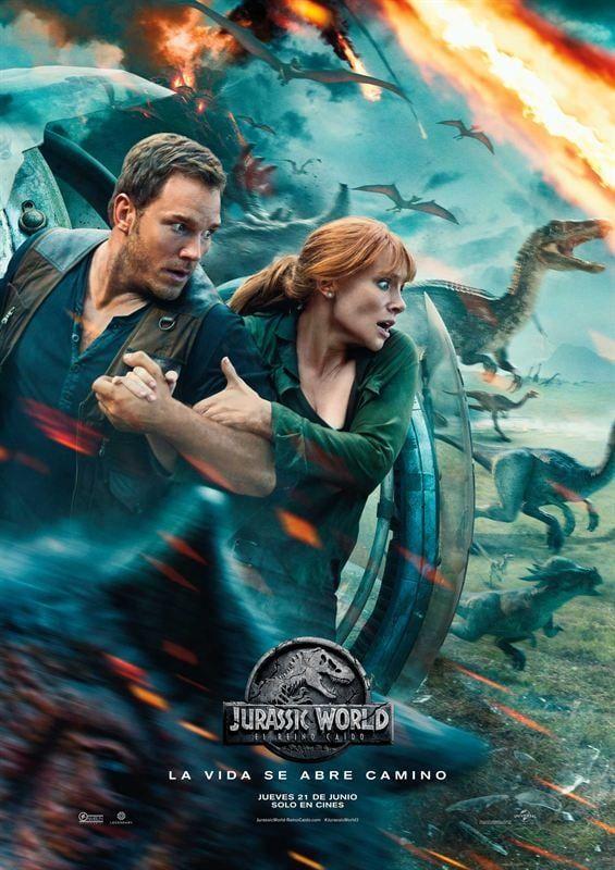 Jurassic World Fallen Kingdom 3D 2018 Full BluRay Multi True French ISO 3D BDR50 MPEG-4 DTS X Master FreexOptique