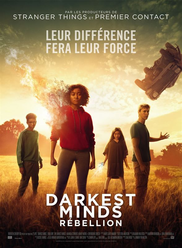 Darkest Minds 2018 MULTI TRUEFRENCH 1080p BluRay DTS x264-EXTREME