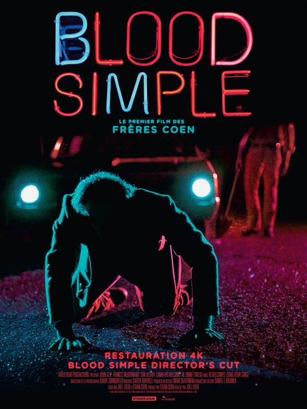 Blood Simple Sang pour sang Director's Cut Version Restaurée 1985 True French 1080p BluRay Remux ISO BDR25 MPEG-4 AVC DTS-HD Master Audio FreexOptique