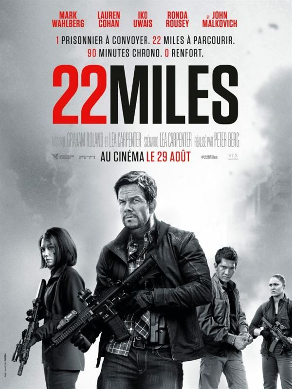 22 Miles 2018 FRENCH 720p BluRay DTS x264-EXTREME