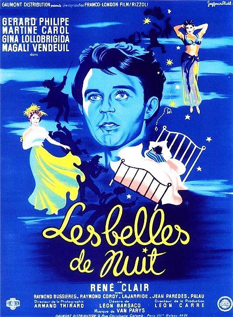 Les belles de nuit 1959 1080p VOF Bluray Remux DTS-HD MA AVC-FtLi