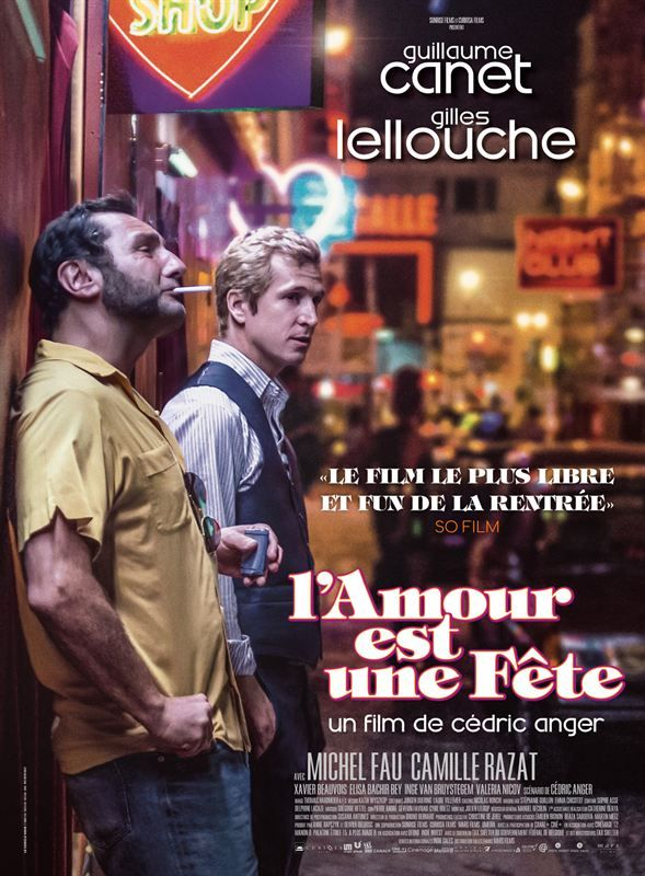 L Amour Est Une Fete 2018 FRENCH HDRiP XViD-GHOSTSPiRiT
