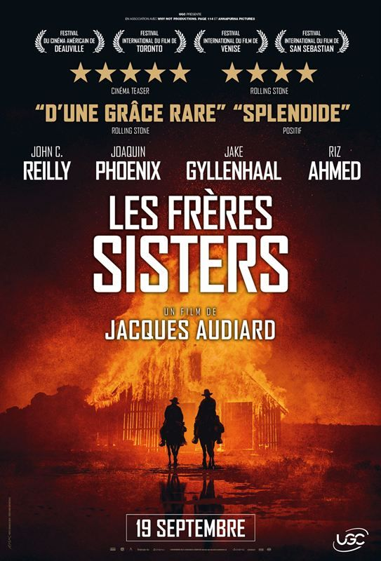The Sisters Brothers 2018 MULTi 1080p BluRay DTS x264-LOST