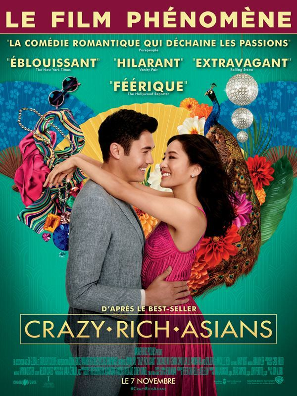 Crazy Rich Asians 2018 2160p UHD BLURAY REMUX HDR HEVC MULTI VFF AC3 x265-EXTREME