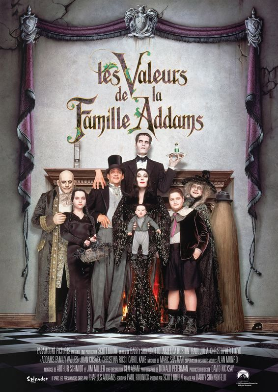 Addams Family Values 1993 BluRay 1080p REMUX AVC VFF AC3 2 0 VO DTS-HDMA 5 1-Goldenyann