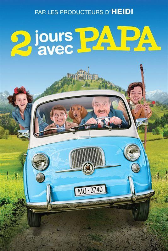 2 jours avec papa 2020 (Enfants) FRENCH 1080p HDTV x264-Manneken-Pis