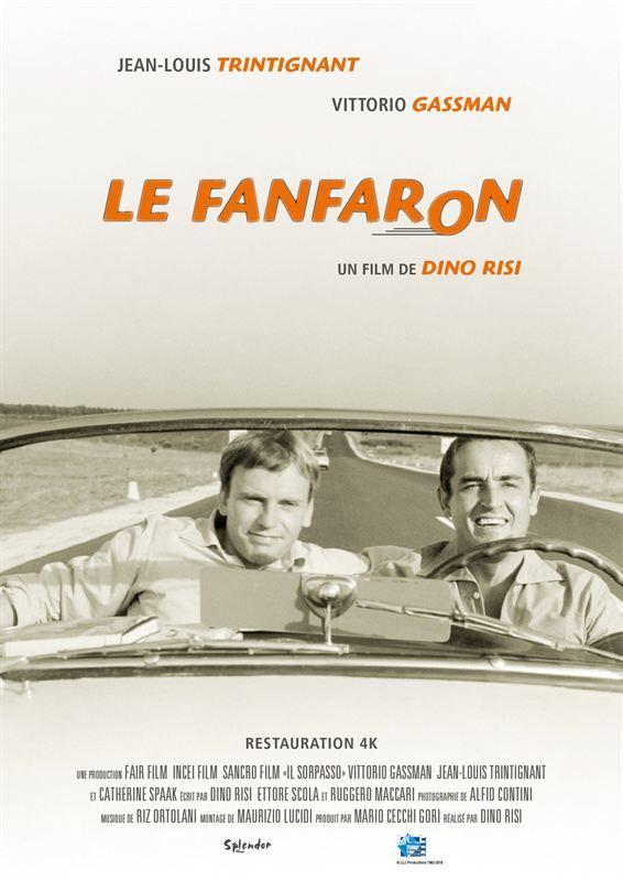 Le Fanfaron, Il sorpasso 1962 BDRIP 1080p AVC PCM x264-NoTag