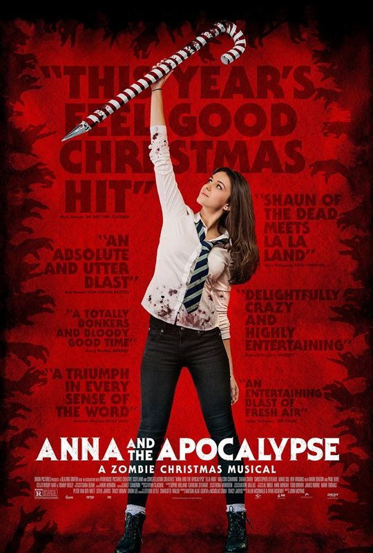 Anna and The Apocalypse 2017 MULTi TRUEFRENCH 1080p BluRay x264 AC3-STVFRV