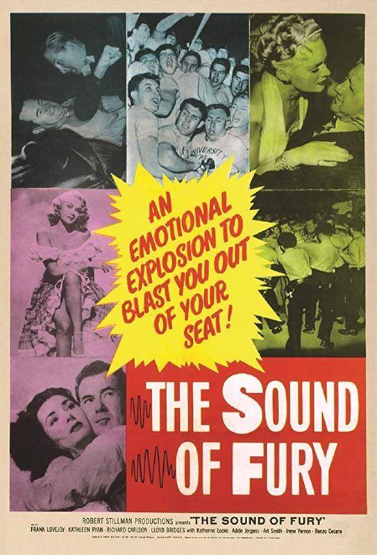 The Sound of Fury 1950 (Film-Noir) 1080p VOSTFR BRRip x264-Classics