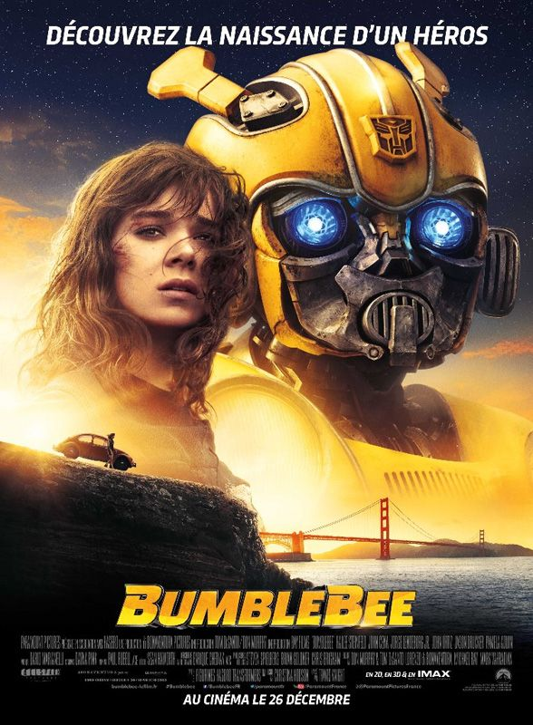 Bumblebee 2018 MULTI TRUEFRENCH 1080p HDLight x264 AC3-TOXIC