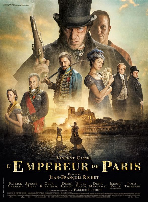 L Empereur De Paris 2018 FRENCH 1080p HDLight x264 AC3-TOXIC