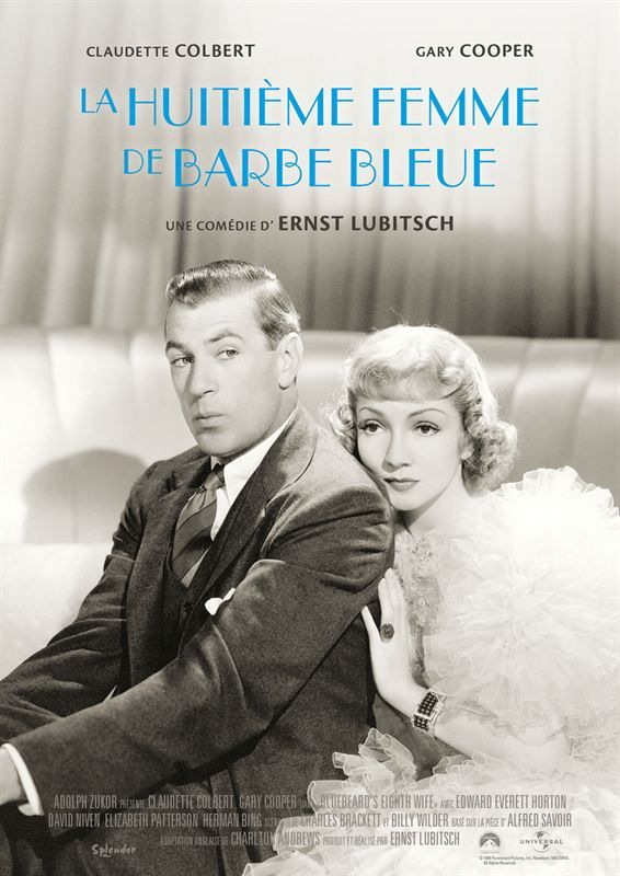 Bluebeards Eighth Wife 1938 FRENCH 720p BluRay x264-DuSS