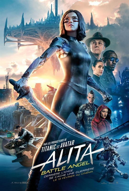 Alita Battle Angel 2019 MULTi TRUEFRENCH 1080p HDLight x264 AC3-EXTREME