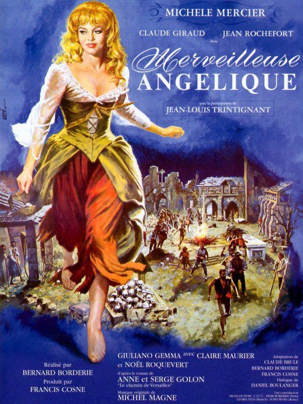 Merveilleuse Angelique 1965 TrueFrench 1080p BluRay x264-Corte2b