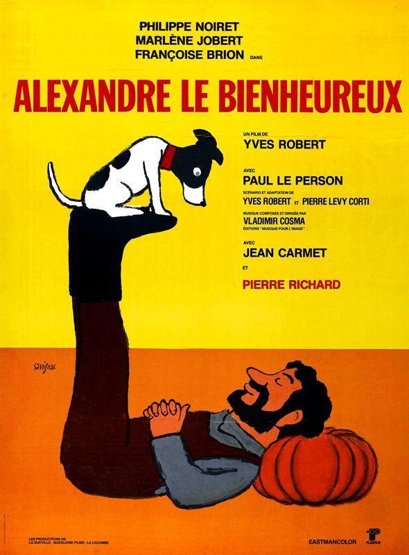 Alexandre Le Bienheureux 1968 FRENCH DVD9 MPEG2-PiCKLES