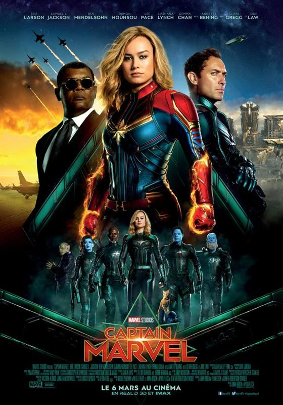Captain Marvel 2019 MULTi UHD BluRay 2160p HEVC Atmos 7 1-DDR