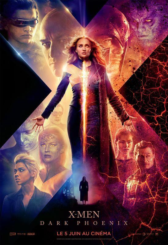 Dark Phoenix 2019 MULTi 1080p HDLight x264 AC3-TOXIC