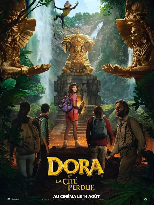Dora et la cité perdue (2019) MKV True French Bluray 1080p HEVC AC3  mkv