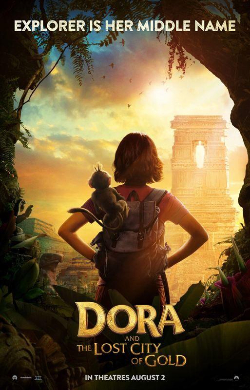 dora and the lost city of gold 2019 (dora et la cite perdue) vfq vost bluray x265 1080p 8b opus 5 1 hdlight b4dly