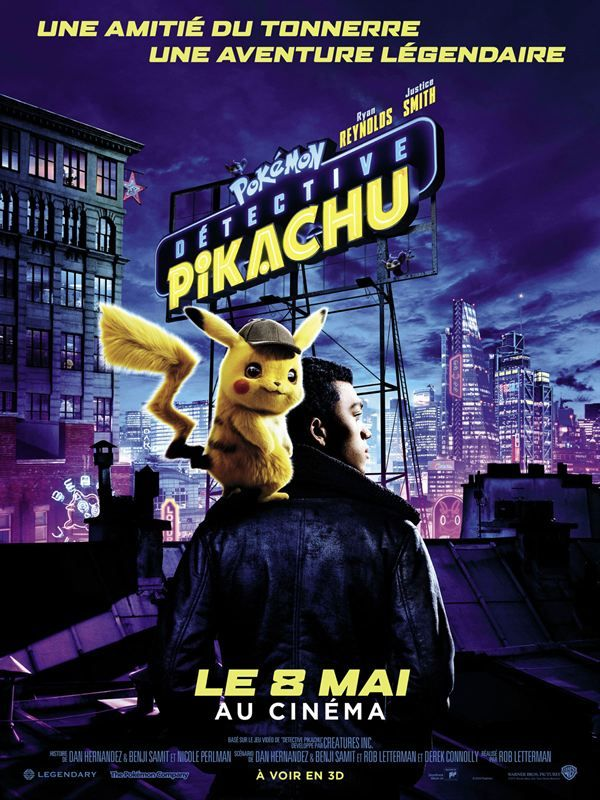 Pokemon Detective Pikachu 2019 MULTi 1080p HDLight x264 AC3-TOXIC