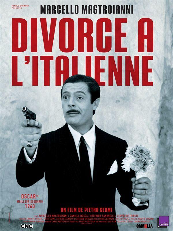 Divorce à l'italienne, Divorzio all'italiana 1961 BDRIP 1080p AVC DTS HD x264-NoTag
