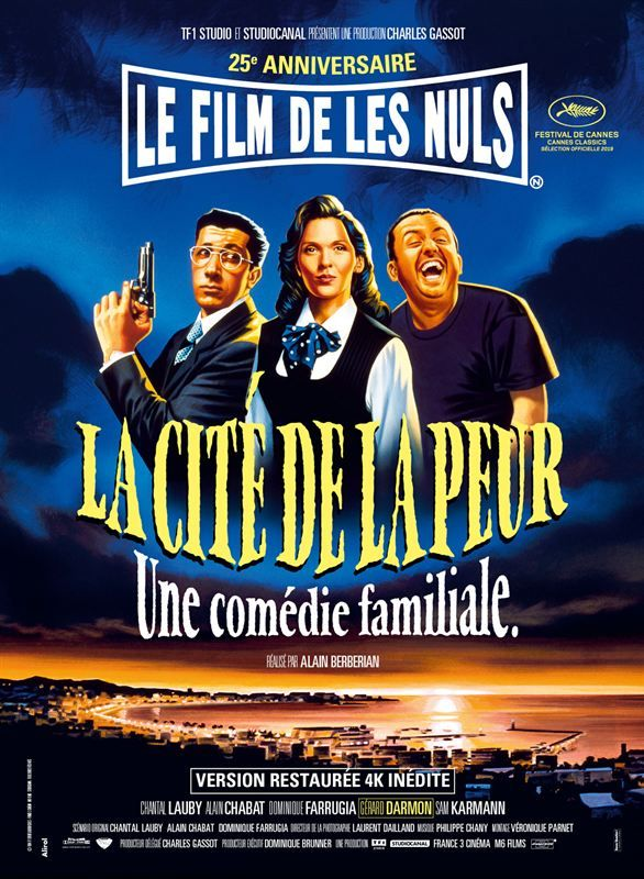 La Cite De La Peur 1994 VOF 1080p Bluray Remux AVC-ONLY
