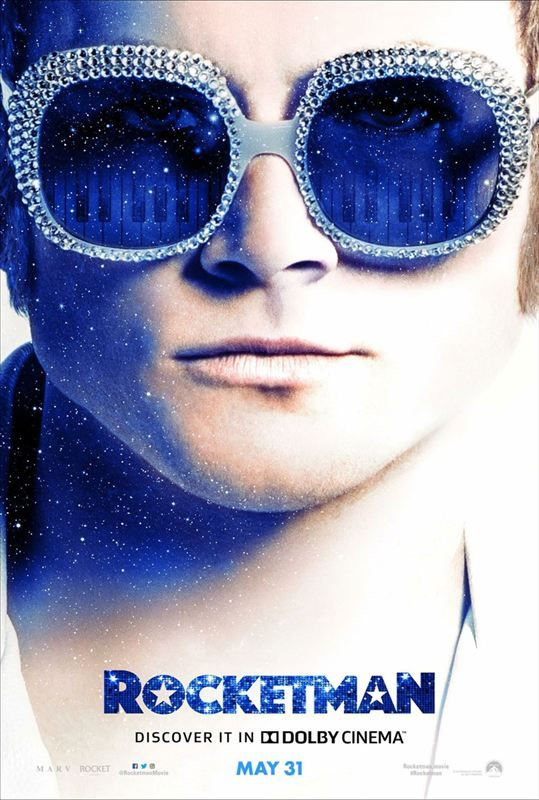 Rocketman 2019 2160p BluRay HEVC TrueHD 7 1 Atmos-BHD