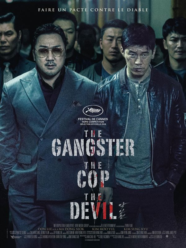 Le Gangster le flic et l'assassin 2019 FRENCH 1080p WebRip x264
