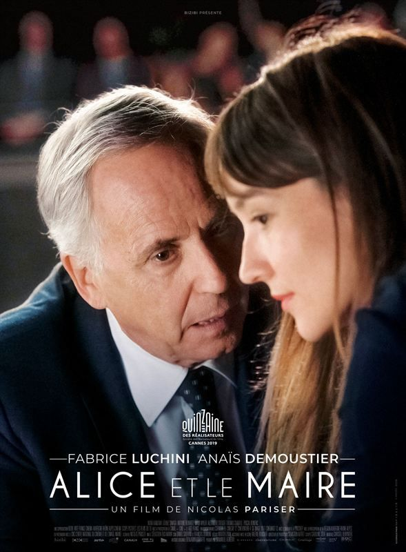 Alice Et Le Maire 2019 VOF 1080p Bluray HEVC DTS HDMA-AZAZE