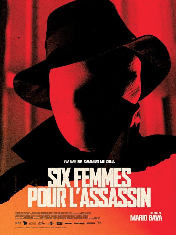 Six femmes pour l'assassin (1964) VOSTFR BluRay Remux 1080p AVC DTS-edn