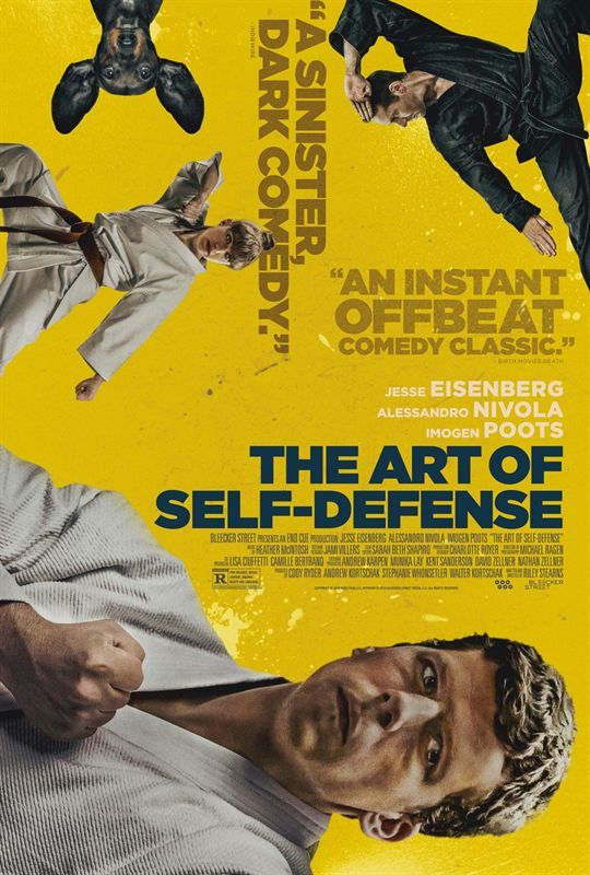 The Art of Self Defense 2019 FRENCH 720p BluRay x264 AC3