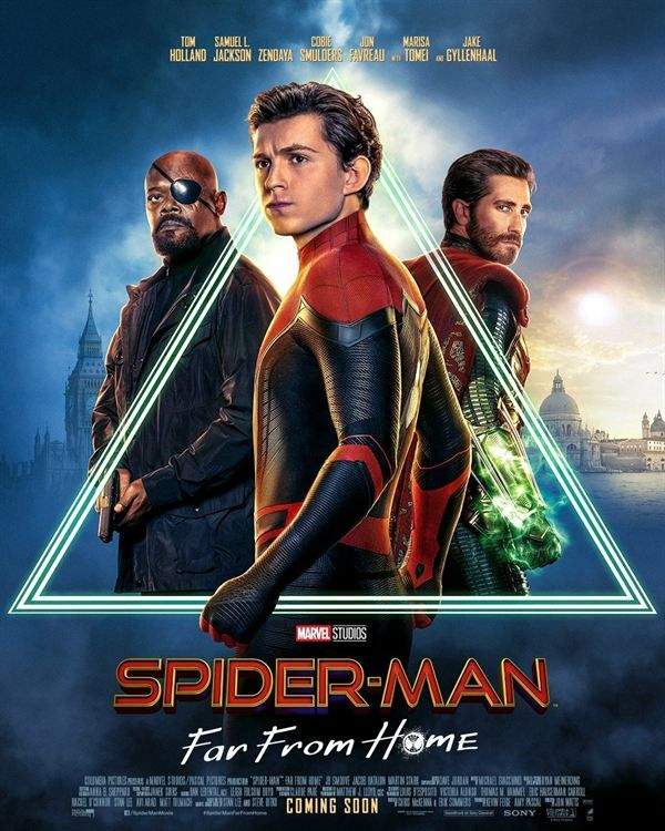 Spider-Man Far From Home 2019 french BluRay 1080p DTS-HDMA x265 10Bits