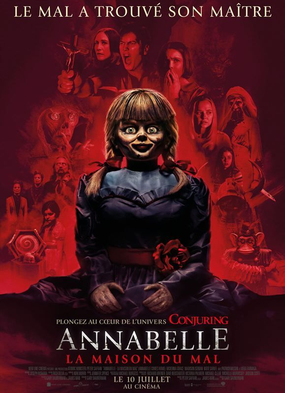 Annabelle Comes Home 2019 1080p BluRay AVC TrueHD 7 1 Atmos-FGT