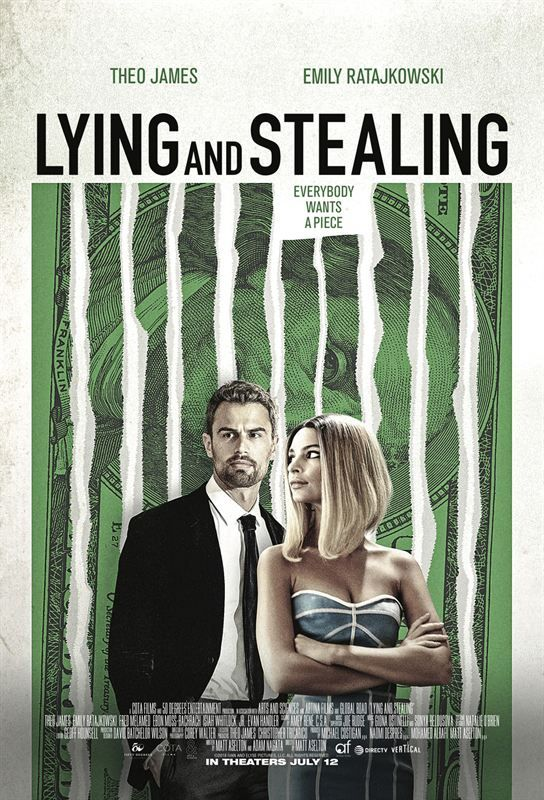 Lying And Stealing 2019 FRENCH BDRip XviD-EXTREME