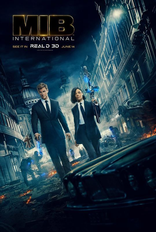 Men in Black International 2019 2160p BluRay REMUX HEVC  DTS-HD MA TrueHD 7 1 Atmos-FGT