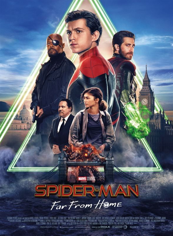 Spider-Man Far from Home 2019 COMPLETE UHD BLURAY-TERMiNAL