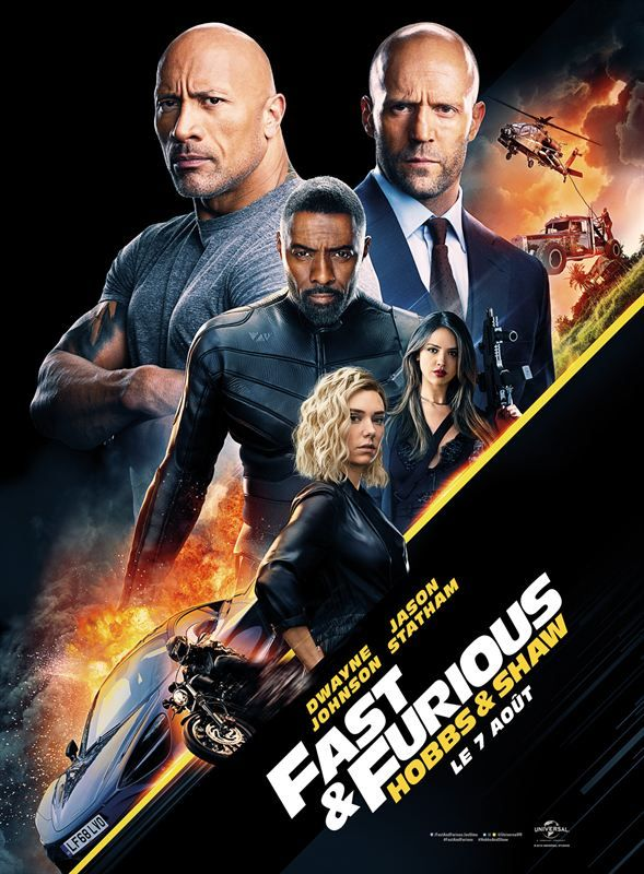 Fast and Furious Hobbs and Shaw 3D 2019 True-French 1080p BluRay ISO 3D BDR25 MPEG-4 AVC Dolby Digital Plus FreexOptique