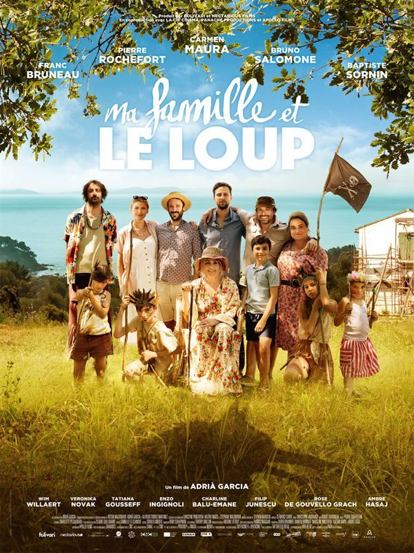 Ma Famille Et Le Loup 2019 FRENCH HDRip x264-PREUMS