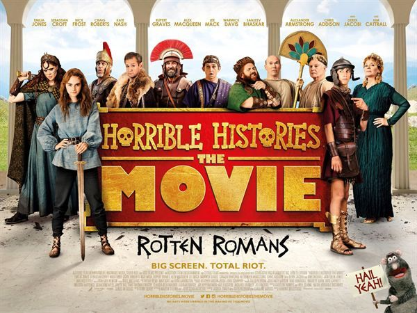 Horrible Histories The Movie Rotten Romans 2019 VOSTFR EN 1080P Web H265