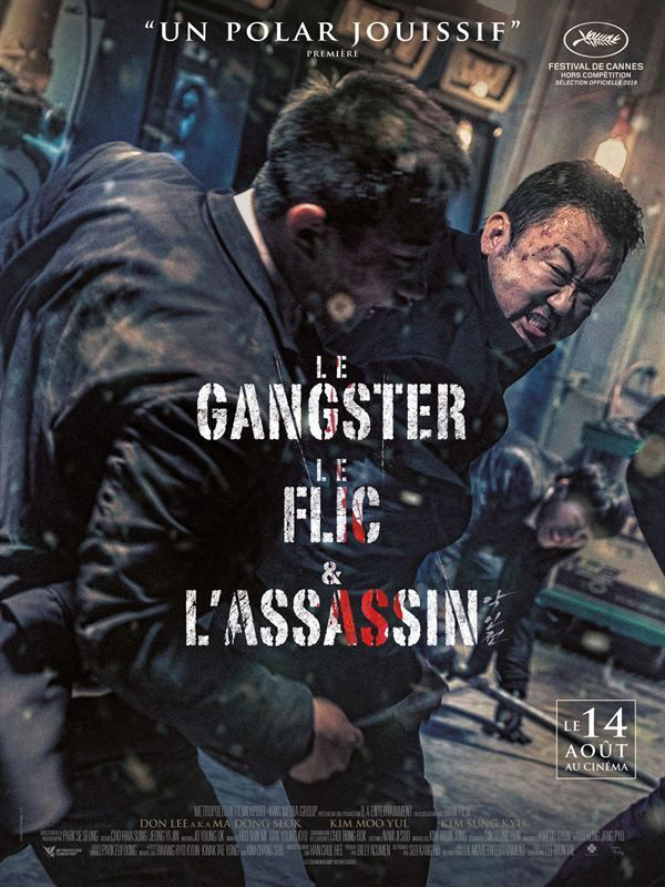 The Gangster the Cop the Devil 2019 FRENCH 720p BluRay x264 AC3-EXTREME