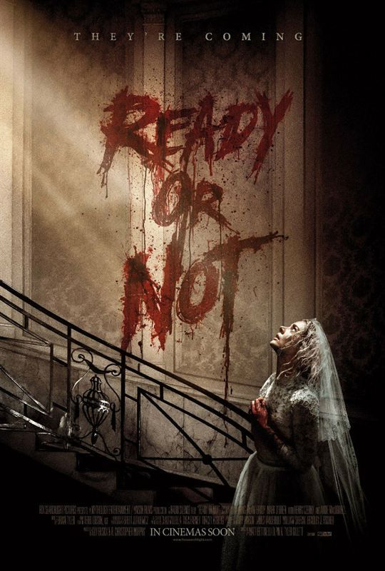 Ready or Not 2019 TRUEFRENCH XviD-EXTREME ( Wedding Nightmare)