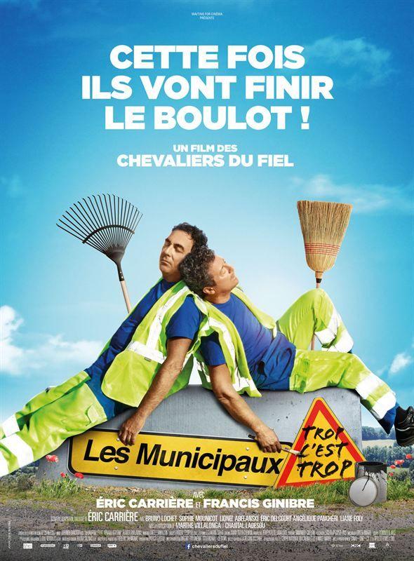 Les Municipaux Trop C Est Trop 2019 FRENCH 1080p 10Bit WEBRip 6CH x265-HEVC