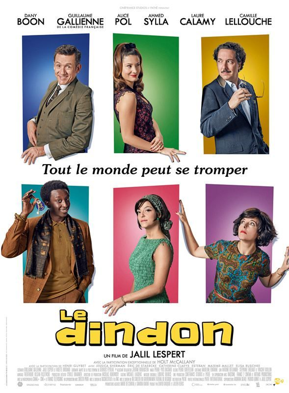 Le Dindon 2019 FRENCH HDRip XviD-EXTREME
