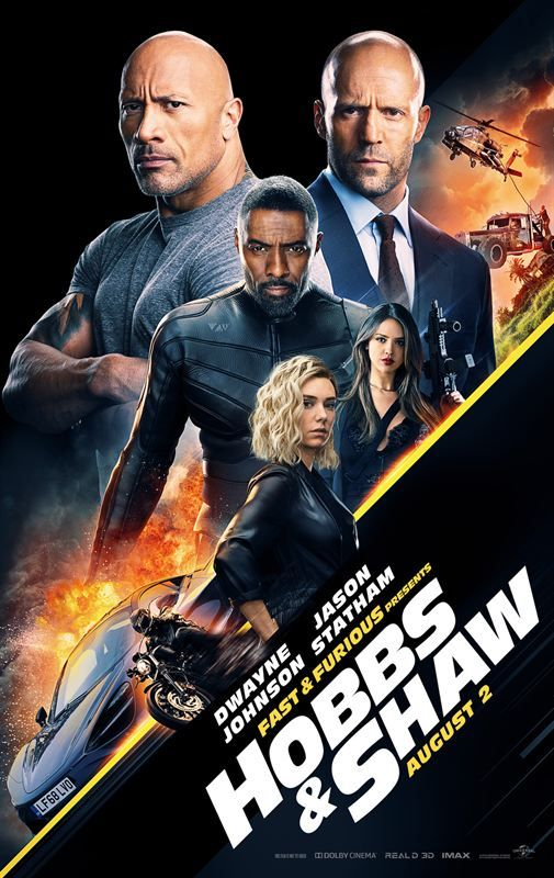 Fast and Furious Hobbs and Shaw 2019 MULTi TRUEFRENCH 1080p HDLight x264 AC3-EXTREME